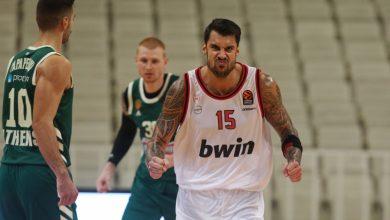 Photo of EuroLeague: Ολυμπιακός – Παναθηναϊκός, ντέρμπι αιωνίων με ξεκάθαρο φαβορί