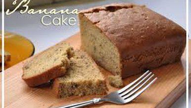 Photo of Cake μπανάνα, χωρίς ενοχές!
