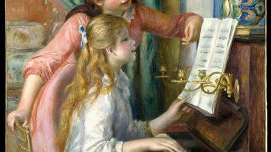Photo of Το σκουριασμένο πιάνο με τα χρυσαφένια πλήκτρα