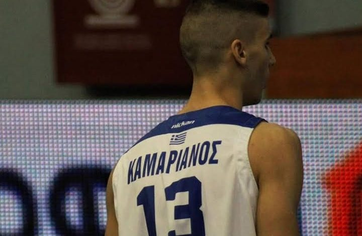 "Photo of Νίκος Καμαριανός: "" Για να καθιερωθείς στην Α1 απαιτεί αφοσίωση"""