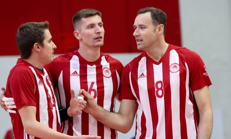Photo of Volley League: Φαβορί ο Ολυμπιακός για το πρωτάθλημα επειδή θα παραταχθεί πλήρης και με όλους τους ξένους του