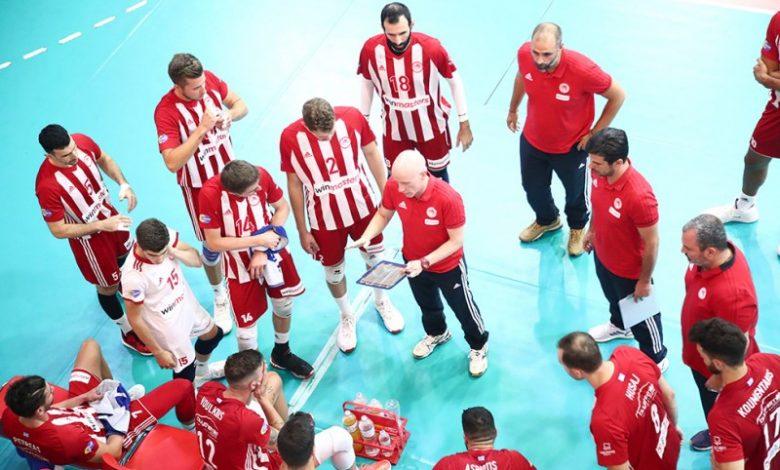 Photo of Volley League – Ολυμπιακός: Έρχεται σάρωση….