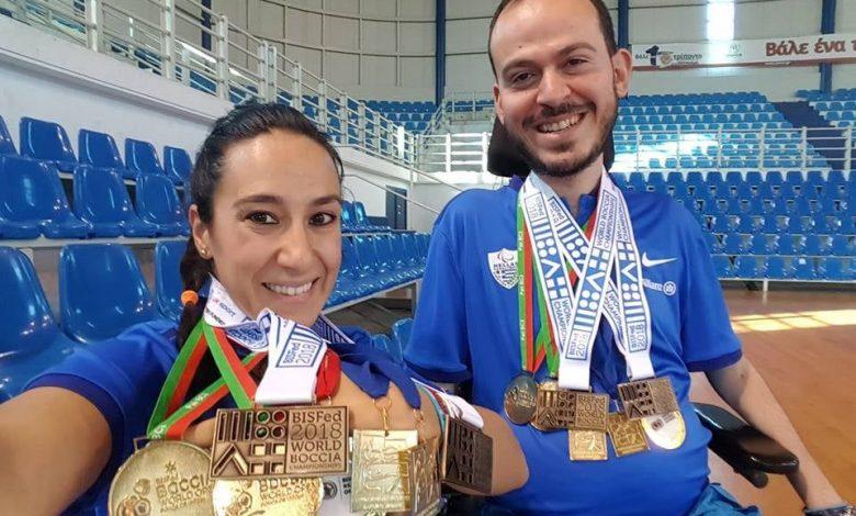 Photo of Μπότσια: Γνωρίζοντας το Παραολυμπιακό Άθλημα με την Κατερίνα Πολυχρονίδη! (pics)