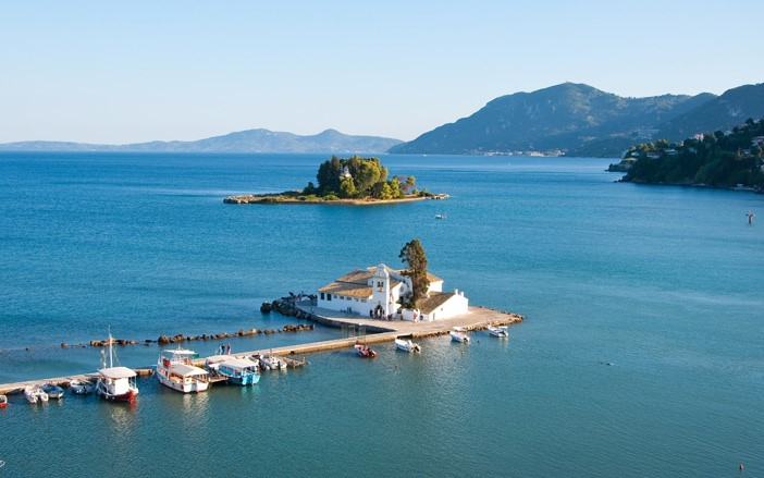 "Photo of Κέρκυρα : Το, γνωστό απ' την ""Οδύσσεια"", ""νησί των Φαιάκων""!"