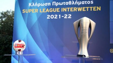 Photo of Super League 1: Το πρόγραμμα της σεζόν 2021-22 και τι γίνεται με τα τηλεοπτικά δικαιώματα